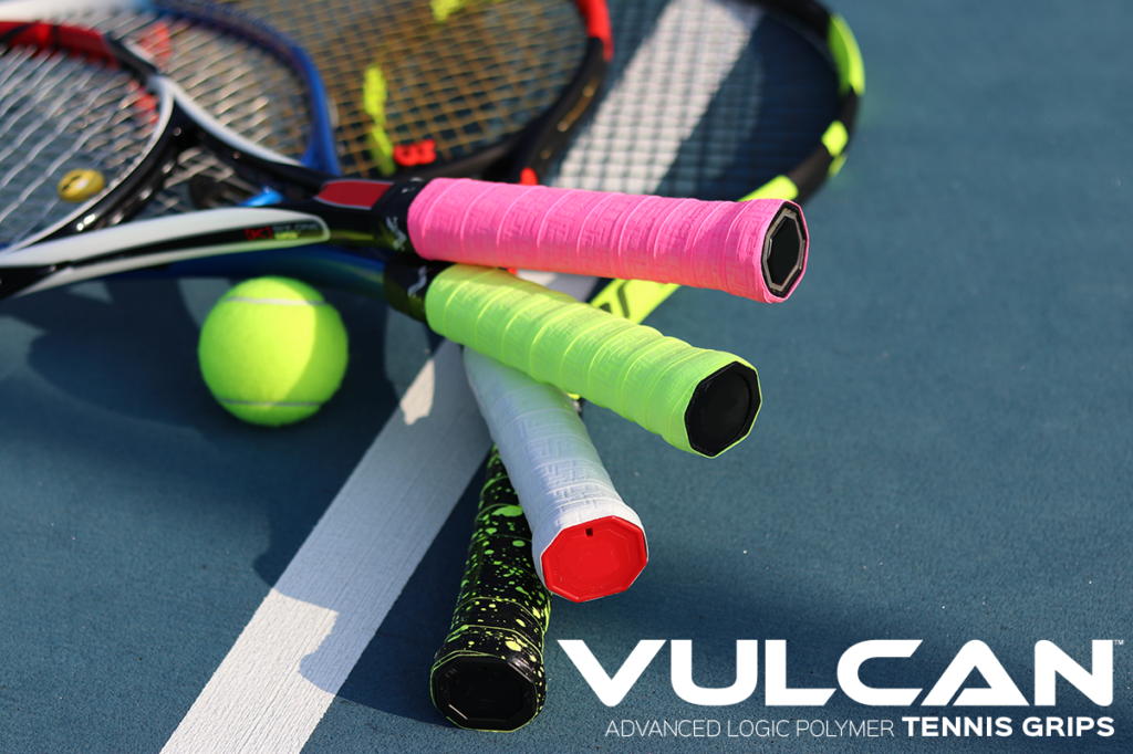 Vulcan division launches Tennis Grips