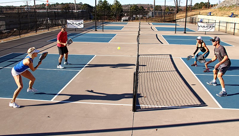 arkansas pickleball